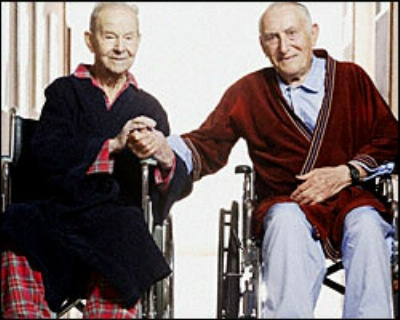 Retirement homes for gays